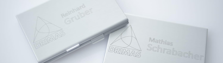DRIMAS | Projektmanager | Reinhard Gruber | Mathias Schrabacher