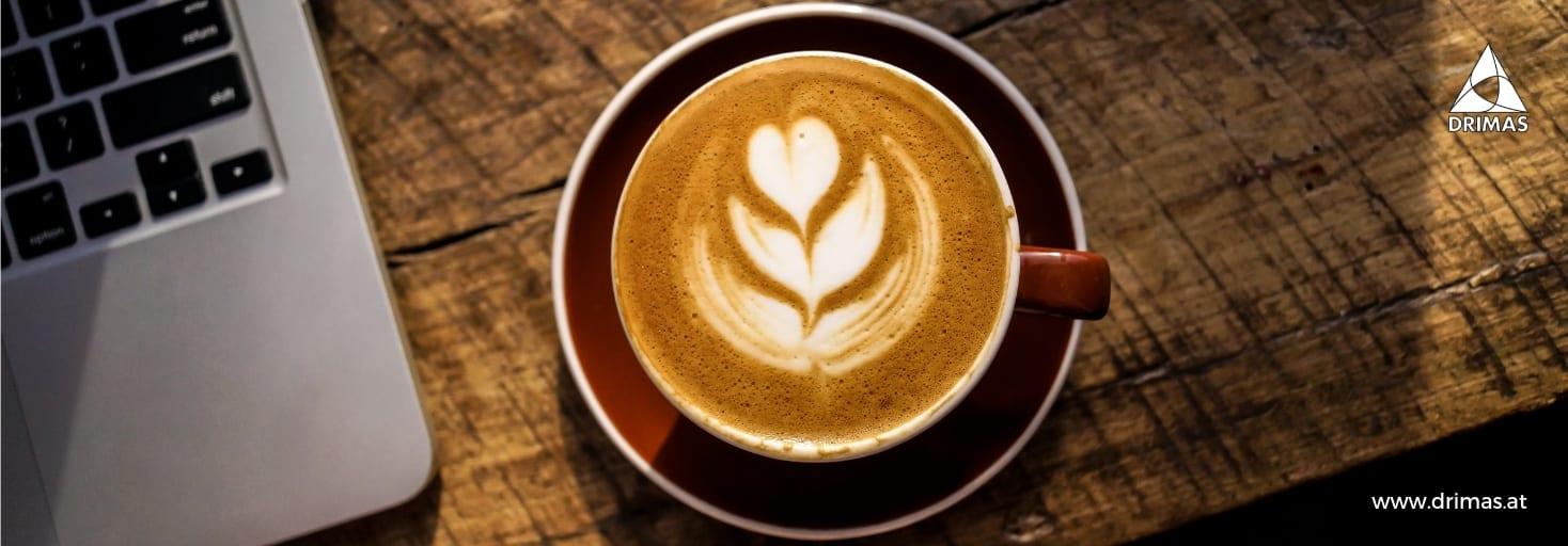 DRIMAS | Kaffee | Ingenieurbüro | Betriebsanlagen-Frühstück