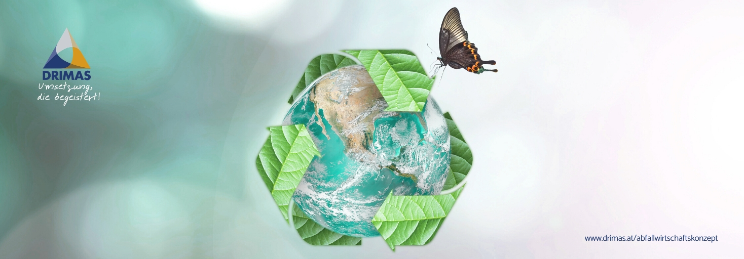 Abfallwirtschaftskonzept | Betriebsanlagengenehmigung | Genehmigungsverfahren | Gewerbe | DRIMAS