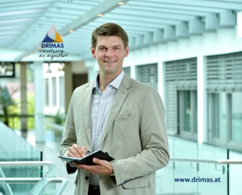 DRIMAS | Projektmanagement | Projektmanager | Mathias Schrabacher | Interim | Projektteam