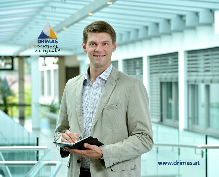 DRIMAS | Projektmanagement | Projektmanager | Mathias Schrabacher | Interim | Projektteam